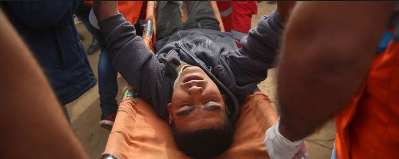 Israëlische leger doodt vier Palestijnse demonstranten – The Rights Forum