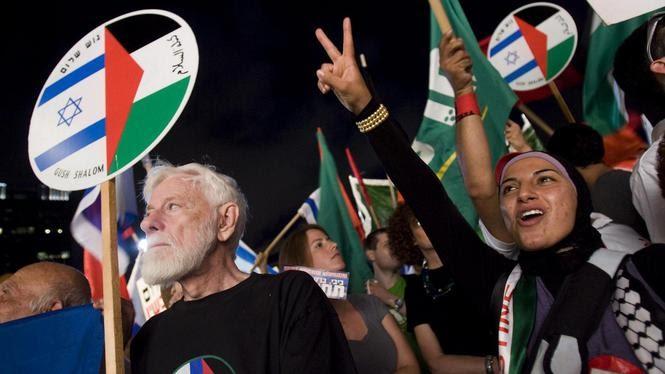 Eénstaatoplossing kan stabiliteit voor Palestijnen én Israëli's betekenen