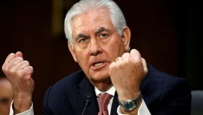 Preconditions to Conditions: Rex Tillerson on Negotiating with North Korea | Global Research – Centre for Research on Globalization