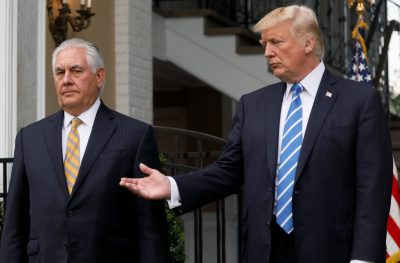 Who to Believe on Washington's Korea Policy, Tillerson or Trump?   Global Research – Centre for Research on Globalization