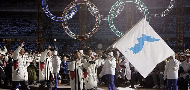 North And South Korea Agree To Form Joint Team, Will March Together At Olympic Opening Ceremony