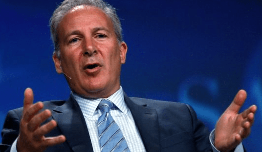 """Peter Schiff: In The Impending Collapse """"Everything That Can Go Wrong, Will"""""""
