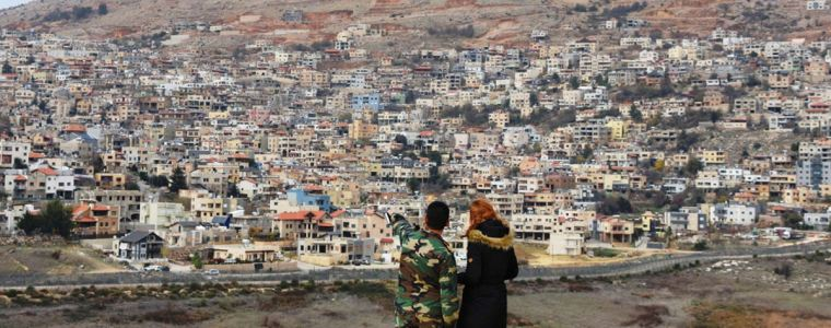 """Israel's """"Safe Zone"""" Is Creeping Farther Into Syria"""