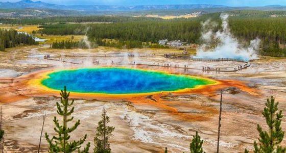 "New Data Shows Yellowstone Supervolcano ""Strained"" – Magma Chamber Under Immense Pressure"