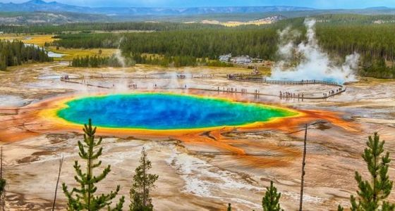 "New Data Shows Yellowstone Supervolcano ""Strained"" – Magma Chamber Under Immense Pressure"