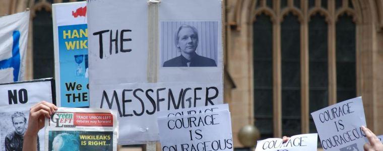 Exposing The UK's Hidden Role In Julian Assange's Detention
