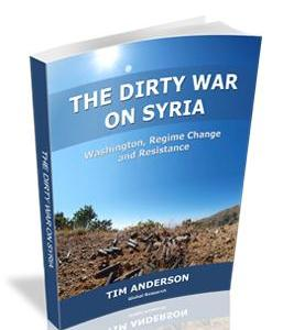 "The Dirty War on Syria: Professor Anderson Reveals the ""Unspoken Truth"" 