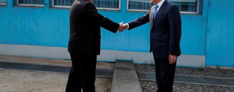 """""""No More War!"""" An emotional North and South Korea make history"""