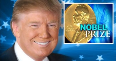 Nobel Nonsense: Nominating Donald Trump for the Peace Prize | Global Research – Centre for Research on Globalization