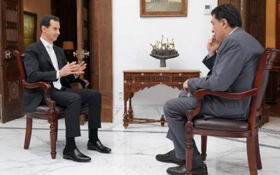 Chemical Attack Accusations 'Fake': Bashar Al-Assad Interview   Global Research – Centre for Research on Globalization