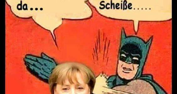 Trump Threatens Merkel With Trade War Over Russian Gas Pipeline
