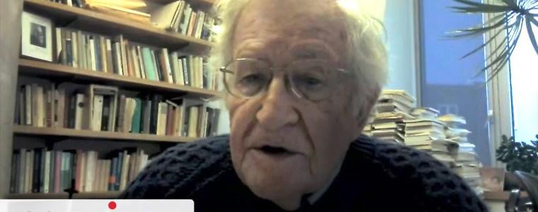 RÜCKBLICK: Die komplette acTVism Videoserie mit Prof. Noam Chomsky