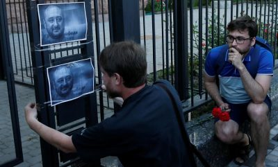 Russian Journalist's Babchenko's Stunt Torpedoes Western Media | Global Research – Centre for Research on Globalization