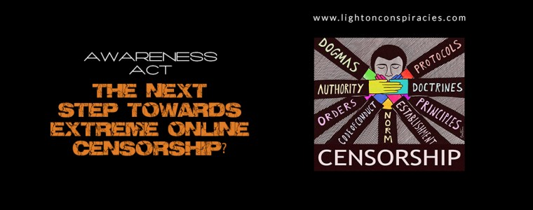 The Next Step Towards Extreme Online Censorship? | Light On Conspiracies – Revealing the Agenda