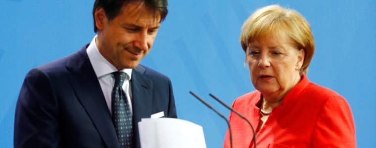 Italy Leaves Merkel Stunned, Demands Europe Rip Up Existing Migrant System