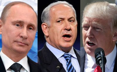 """It's Official, """"Israel"""" Is Now a Joint Russian-American Protectorate   Global Research – Centre for Research on Globalization"""