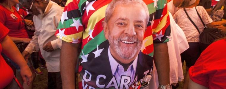 Weiter Kritik an Verurteilung von Lula in Brasilien