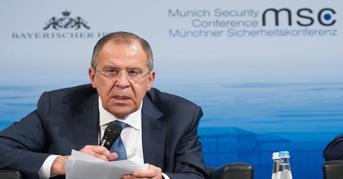 Lawrow verurteilt Anschuldigungen gegen Russland – Info-Direkt