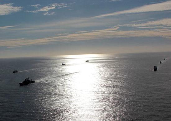 Russische Militärübung in der Ostsee – ein neues Eskalations-Manöver?