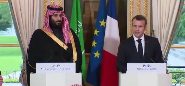Frankreich: Der Angriff muss sein