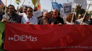 """""""European Spring"""": Unsere transnationale Liste macht Fortschritte in Lissabon"""