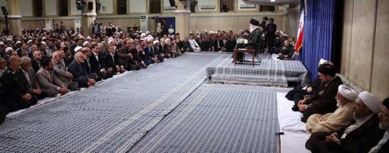 Irans oberster Führer Khamenei fordert Garantien von Europa