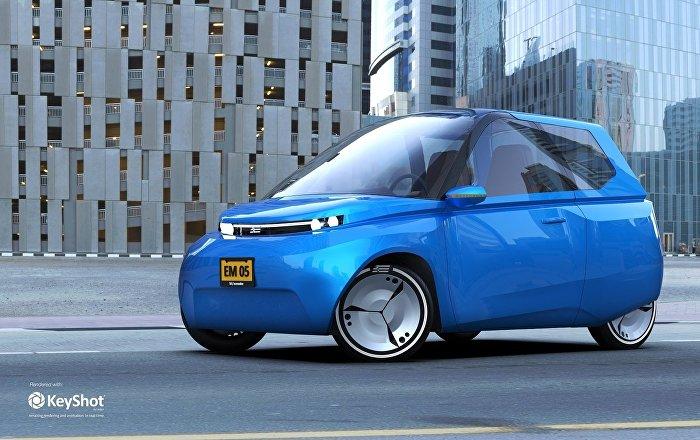 Elektro-Auto aus Flachs und Zucker: Revolution in der Autobranche?