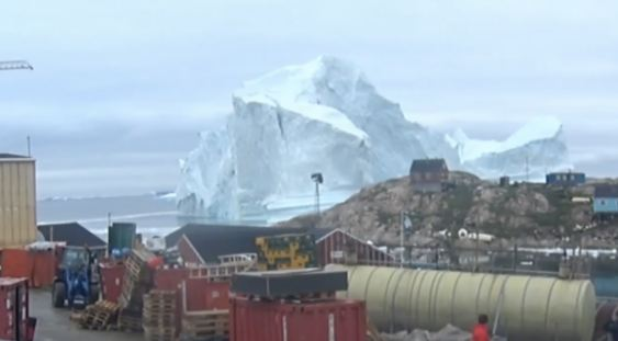 Largest Iceberg & Crazy Weather | Armstrong Economics