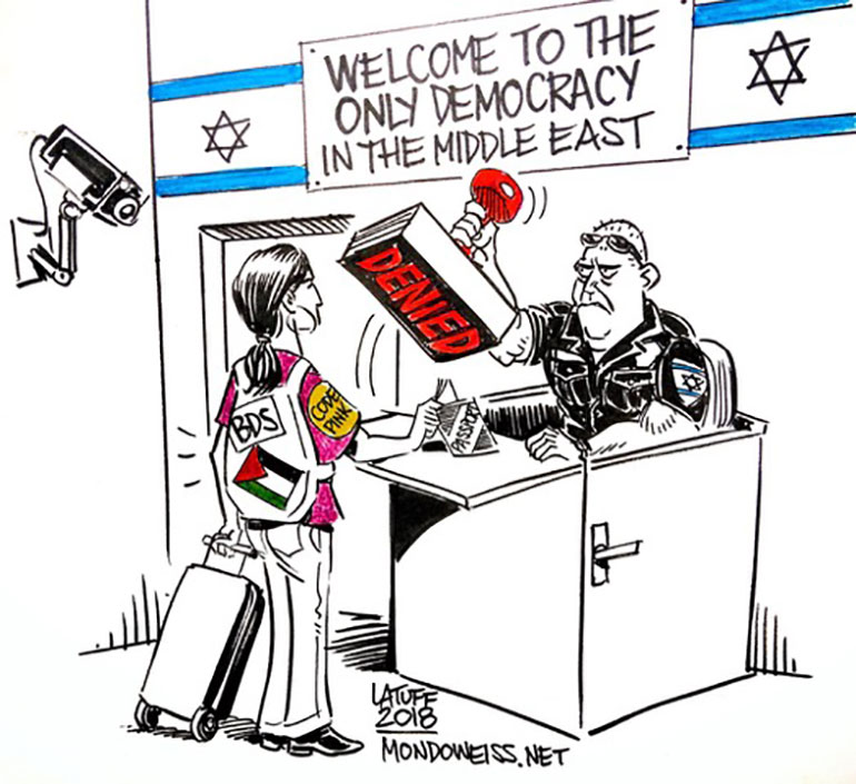 Israël weigert Nederlanders toegang wegens 'anti-Israëlische activiteiten' – The Rights Forum