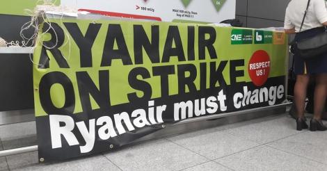 Ryanair heeft woede bij personeel duidelijk onderschat
