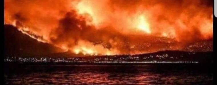 Griekenland en de bosbranden in Attica: verklaring van ANTARSYA