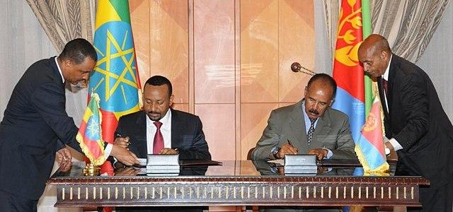 Wat de vrede tussen Ethiopië en Eritrea betekent voor de migratie