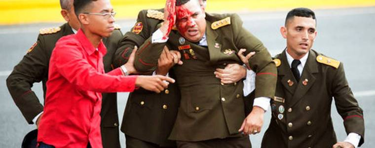 """""""They Tried To Assassinate Me Today"""" Venezuela's Maduro Says As US Denies Involvement"""