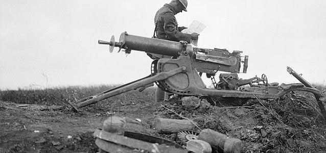 100 jaar geleden: Het begin van het einde van de Eerste Wereldoorlog