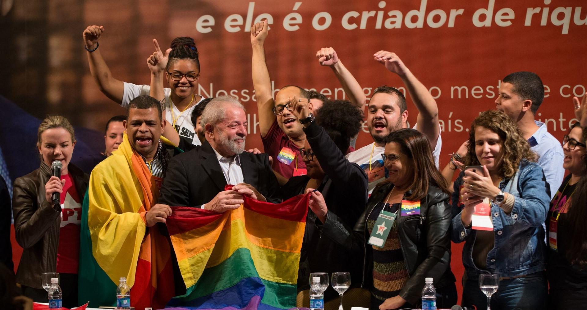 Arbeiterpartei in Brasilien hält an der Kandidatur von Lula da Silva fest