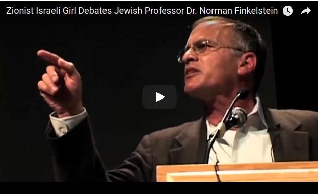 Galerij der Moedigen: joods professor rekent af met Israël – De Lange Mars Plus