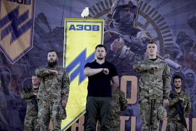 Israel Is Arming Neo-Nazis in Ukraine | Global Research – Centre for Research on Globalization