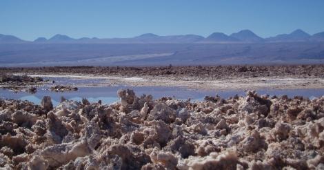 Grondwatertekort dreigt in noorden van Chili