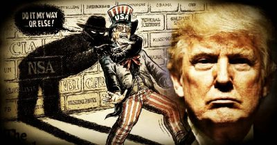 Trump vs. His Own Administration? | Global Research – Centre for Research on Globalization