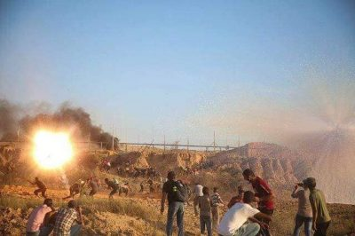 Israel Again Tests Chemical Weapons on Gaza Protesters | Global Research – Centre for Research on Globalization
