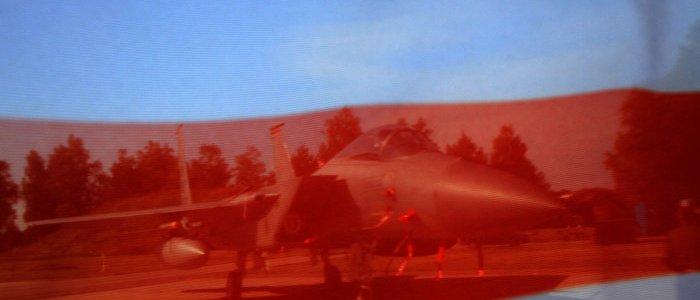Nato trainiert Bombenabwurf in Litauen: Russlands Überleben steht auf dem Spiel