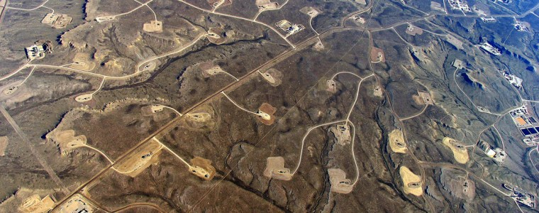 Fracking Wastewater Spikes 1,440 Percent in Half Decade