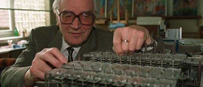Rechner für Hitler: Erfinder des ersten Computers der Welt, den niemand kennt