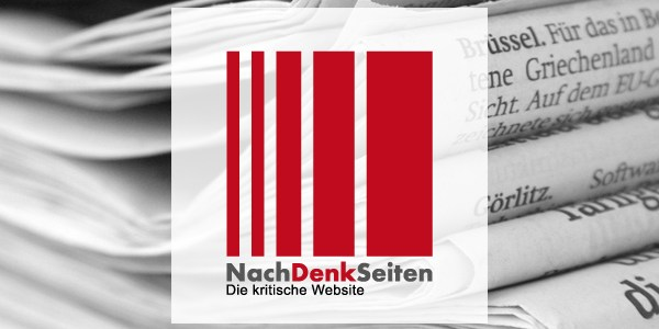 Heiko Maas fordert Härte gegenüber den USA – Anbiederung, Akt der Befreiung oder Finte für mehr europäische Rüstung? – www.NachDenkSeiten.de