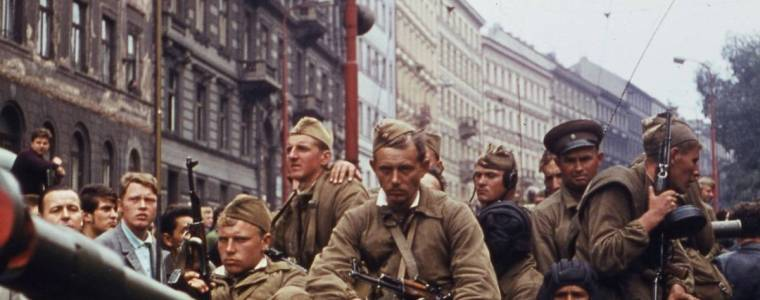 August 1968 Is When Soviet Troops Prevented WW3 From Breaking out Over Czechoslovakia