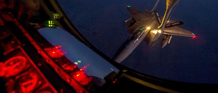 USA sperren Himmel über Syrien: Rüstet Washington zum neuen Kampf?