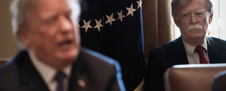 Syria: Bolton's 'Damascus Chemical Weapons Plot' Lacks Motive, Credibility   New Eastern Outlook