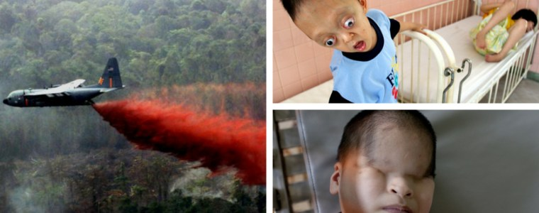 Vietnam Demands Monsanto Finally Be Held Liable Over Agent Orange