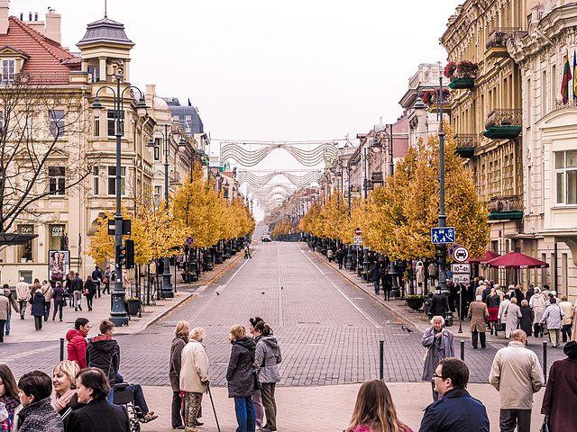 Drastische bevolkingsdaling Baltische staten