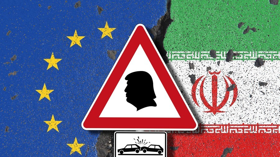 European Firms Hit Hard By U.S. Sanctions On Iran